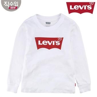 [리바이스키즈] 배트윙 티셔츠(긴팔)L VNS11QTS46 (키즈)