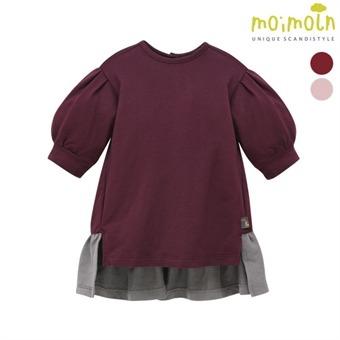 [모이몰른] SOFT& 아이팅원피스(모달혼방) MNF1BAOP93 [가을]