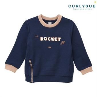 [컬리수] 로켓 부클맨투맨 CNF1GQTS56NA [가을]