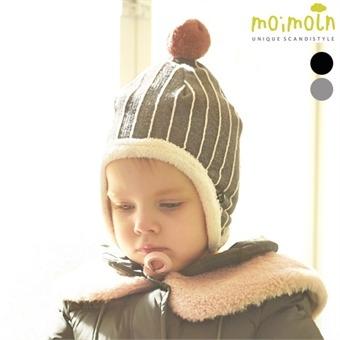 [모이몰른] 모이폼폼 귀달이모(털안감) MNW1IZCA01 [겨울]