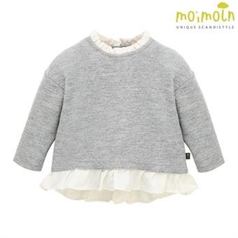 [모이몰른] 헤일리 티셔츠(모혼방) MNW0BATS49 [겨울]