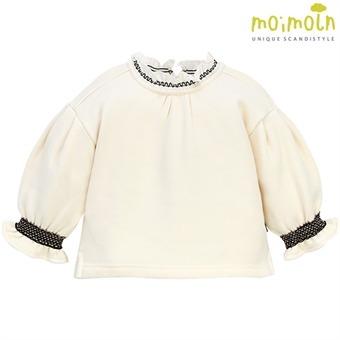 [모이몰른] 크리미 티셔츠(털안감) MNW1BATS51 [겨울]