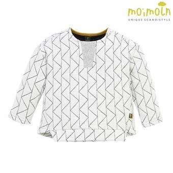 [모이몰른] 메이슨 티셔츠 MNW0BQTS14 [겨울]