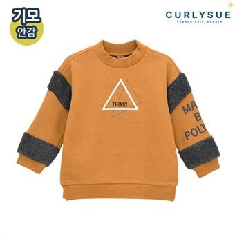 [컬리수]  덤블반목 맨투맨(기모) CNW1GQTS56BE [겨울]