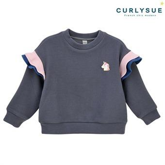 [컬리수]  소프트 베이티셔츠 CNW1XATS03GR [겨울]