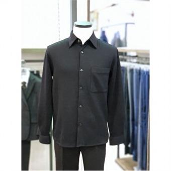 [레노마정장] W몰 FW 다크네이비 슬림 캐주얼셔츠 RJDMBC65A