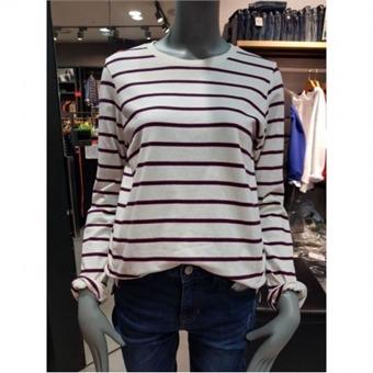 [디자인유나이티드] W몰 여성 스트라이프 티셔츠 7328301004
