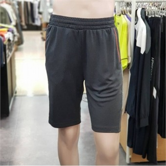 [에드윈] W몰 남녀공용 Dry&Cool 옆라인 절개배색&포켓 파이핑 포인트 반바지/HPE545