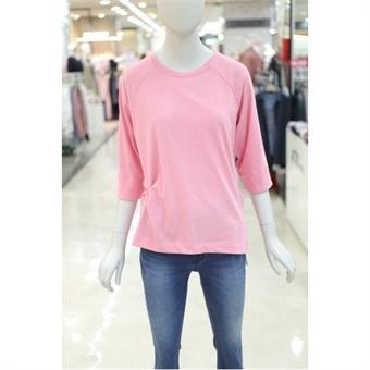 [레노마레이디] W몰 베이직 7부 티셔츠 CX26TS740