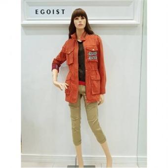 [에고이스트] W몰 4포켓 캐주얼 야상점퍼 EG3WZ861