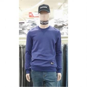 [에드윈] W몰 부드러운 융기모 맨투맨 티셔츠 HTD981 - W