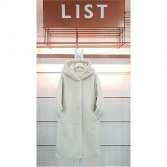 [리스트] W몰 양면 후드 무스탕 코트 TSCTJ82040
