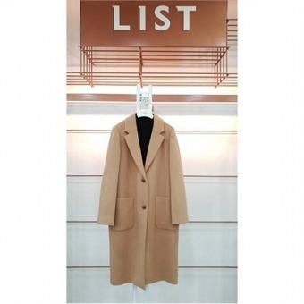 [리스트] W몰 울 캐시미어 싱글 코트 TWCTJ80080