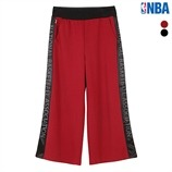 NBA POLY WIDE PANTS(N153TP730P)