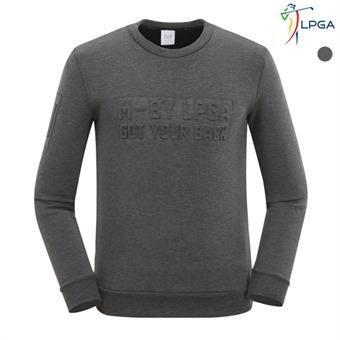 남G)소매주머니포인트 라운드 티셔츠(L163TS322P)
