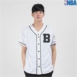 BKN NETS POLY/LACE 반팔가디건 (N152TJ210P)