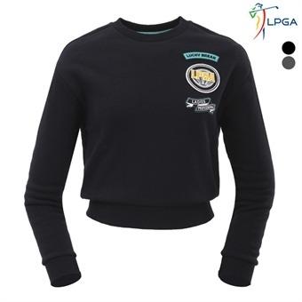 여G 밍크기모 쮸리 라운드 티셔츠 (L164TS721P)