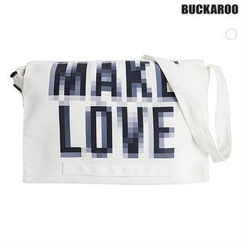 B[A]K 유니 MAKE LOVE 메신저백(B165AB806P)
