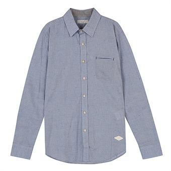 남성 네프사가슴포켓셔츠 (F51M-SH021A)