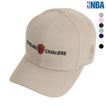 NBA팀 미니로고 실리콘장식 볼캡  (N185AP030P)