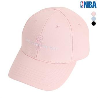 NBA 로고 레터링 자수 볼캡 (N185AP032P)