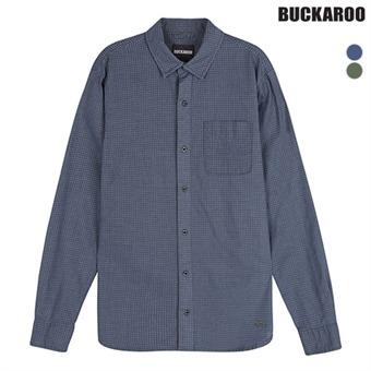 남성 체크&PRINT 셔츠(B183SH350P)