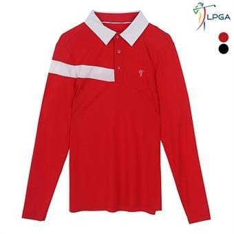 남T TURN-PRO SWING 패턴 제에리 티셔츠 (L181TS255P)