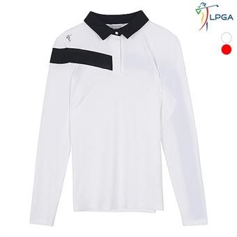 여T TURN-PRO SWING 패턴 제에리 티셔츠 (L181TS654P)
