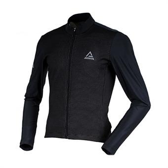 하이만 스톰 블랙 방풍져지 겨울자전거자켓