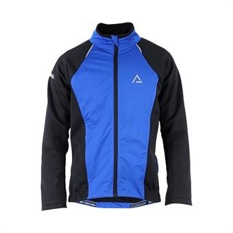 하이만 마일드 블루 방풍기모자켓 겨울자전거자켓