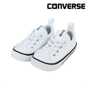 [컨버스키즈] CTAS SUPERPLY SLIP WHITE BLACK WHITE 763536C (토들러)