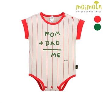 [모이몰른] SOFT&위반팔 우주복(모달혼방) MOM1NZUU92 [여름]