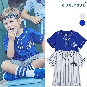 [컬리수] 펀베이스볼 티셔츠 COM1XQTS82 [여름]
