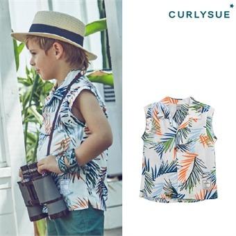 [컬리수] 트로피컬 민소매셔츠(마혼방) COM2GQSH51 [여름]