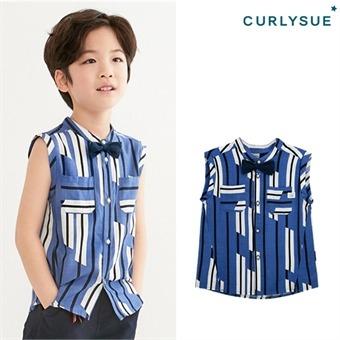 [컬리수] 사각사각 민소매셔츠(마혼방) COM2GQSH52 [여름]