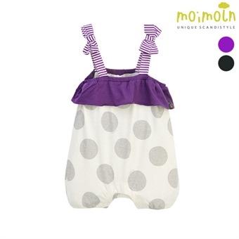 [모이몰른] SOFT& 폴카나시우주복(모달혼방) MOM2NAUU95 [여름]