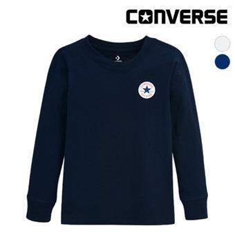 [컨버스키즈] CTP 프린트 티셔츠(긴팔)L EOF11QTS05 (키즈)