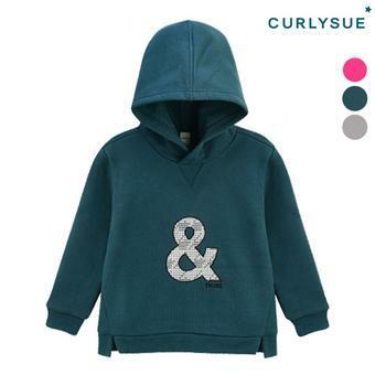 [컬리수] 멀티기모 후드티셔츠(기모) COW0XQTS51 [겨울]