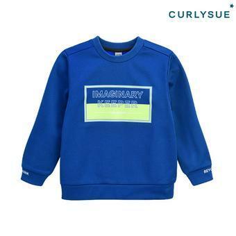 [컬리수] 드림쿠션지 티셔츠(기모) COW0XQTS83 [겨울]