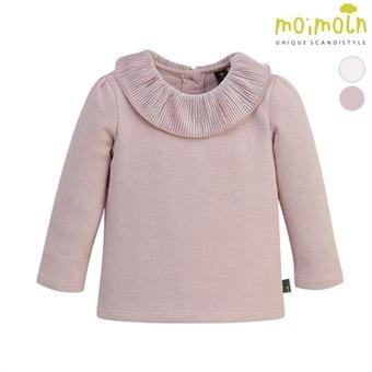 [모이몰른] 베티 티셔츠(기모) MOW0BATS32 [겨울]