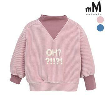 [모이몰른] 옐로 티셔츠  MOW0GQTS10 [겨울]