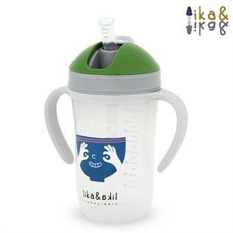 [모이몰른 리카앤] 리카& 피카부쥬스컵 (원형빨대)