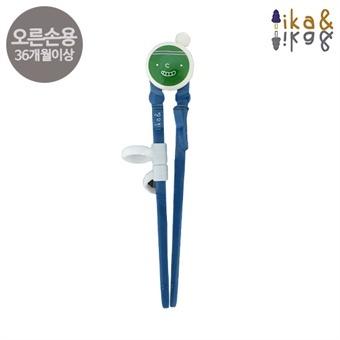 [모이몰른 리카앤] 리카&피카부 교정용젓가락(오른손용) MOX19B5J11