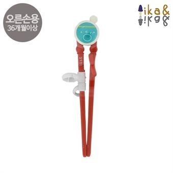 [모이몰른 리카앤] 리카&히컵 교정용젓가락(오른손용) MOX19B5J12