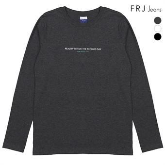 싱글 그래픽 프린트 유니 티셔츠 (F95U-TS911A)