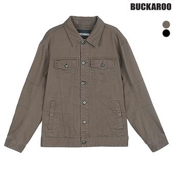 남성 트윌 트러커 자켓(B191JP330P)