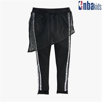 [NBA KIDS] SWAG 여아 레이스 스커트 레깅스 (K191TP601P)