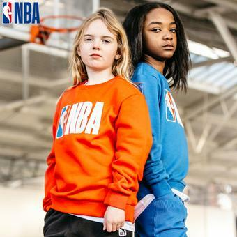[NBA KIDS] NBA 에센셜 맨투맨 (K191TS010P)