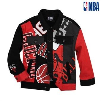[NBA KIDS] 시카고불스 블록 트러커 (K191JP105P)