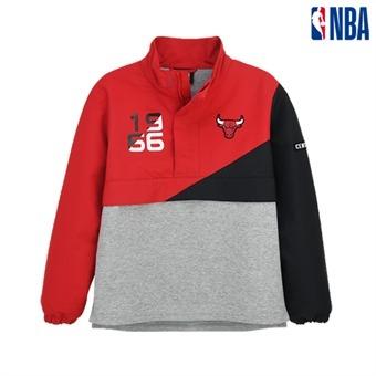 [NBA KIDS] 오리지날 레이어드 아노락 (K191TS105P)